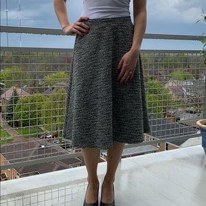Brand new Anthropologie midi skirt